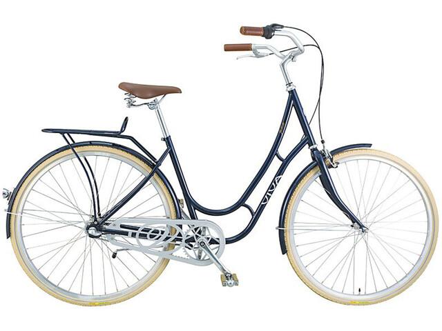 Viva Bikes Juliett Entry Damer, dark blue